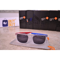 Spy Helm Ken Block Series 100% Original (azul/vermelho)