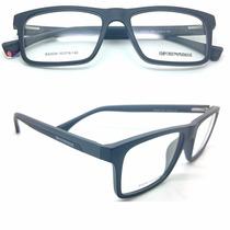 Armação P/ Óculos De Grau Armani Masculina Feminina Ea3034