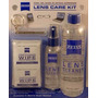 Kit Limpa Lentes Zeiss