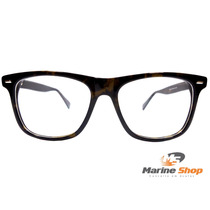 Armação Wayfarer P/ Grau - Óculos Grande Geek Retrô Vintage