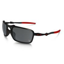Óculos Oakley Badman Ferrari Polarizado Original Lacrado