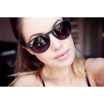 Óculos De Sol Feminino Ray-ban Modelo Erika Rb4171 Original
