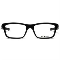 Óculos De Grau Masculino Oakley Marshall Satin Black