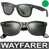 Wayfarer Aviador Demolidor New Wayfarer Americano Original