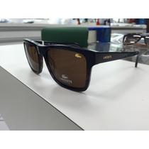 Lacoste Oculos Solar L780s 414 Original P. Entrega
