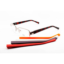 Armação Óculos Feminino Troca Hastes Retrô Vintage - 471076