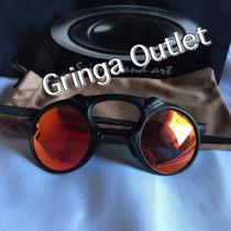Óculos Oakley Mad Man Bad Man 24k Romeu A Pronta Entrega