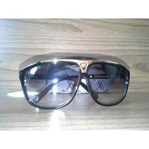 Mega Promoção 02 Óculos Louis Vuitton Pelo Preço De 01+frete