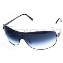 Óculos De Sol Estilo Máscara Proteção Uv400 Frete Grátis