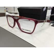 Oculos Receituario Doce Gabbana Dg 3153p 2690 52 Original