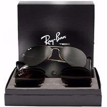Óculos Ray Ban Tech Flip Out Rb-3460 Troca Lentes 3 Em 1