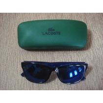 Óculos Lacoste L 683s Azul Importado Preção