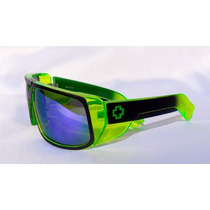 Óculos De Sol Spy + Touring Verde Pronta Entrega