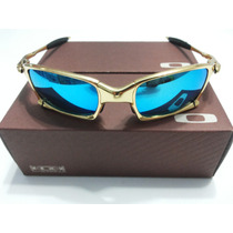 Oculos Oakley Double X Juliet X Squared 24k Lente Ice Thug