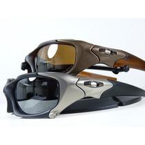 Óculos D Pitboss 100%% Polarizado Várias Cores E Brinde!!