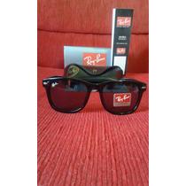 Óculos Rayban Wayfarer 2140 (g) Modelo Grande-frete Grátis