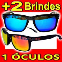 Holbrook Óculos De Sol Polarizado + 2 Brindes Envio Rápido