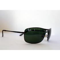 Óculos Demolidor 8013 Grafite Lentes Verdes