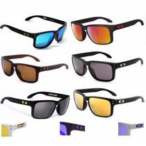Oculos Holbrook Lente Dourada 100% Polarizado + Frete Free !