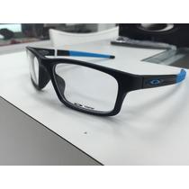 Oculos Oakley Crosslink Pitch Ox8037 0154 Santin Black Origi