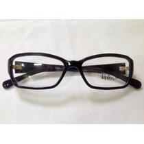 Armação De Óculos De Grau Kipling Kp 3054 Azul Marinho