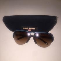 Lindo E Moderno Óculos Polo Ralph Lauren Original
