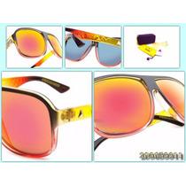 Óculos De Sol Absurda Calixtin - Ref.:203653311 12x S/ Juros