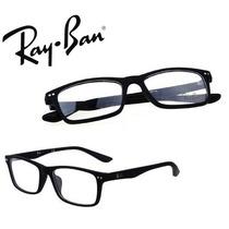 Armação Óculos De Grau Rayban Wayfarer Rb 8145 Kit Completo.