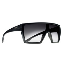 Oculos Evoke Bionic Alfa Black Shine Gray Gradient Original