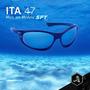Óculos De Sol Spy - Original - Ita 47 Preto Lente Espelhada