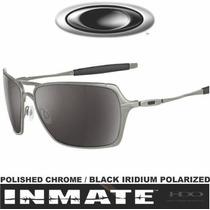 Óculos De Sol Polarized Inmate Probation Original Eli