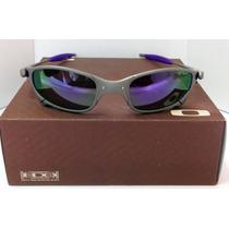 Oculos Oakley Double X X-squared 24k Romeu 1 2 Juliet Roxa