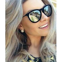 Óculos De Sol Erika Velvet Veludo Rb4171