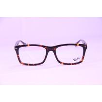 Armação Ray Ban 5287 Óculos Para Grau Frete Grátis