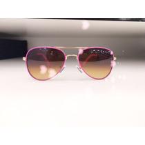 Óculos Aviador Infantil Menina Presente P Crianças 4-13anos
