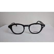 Armação De Óculos Moscot Preta