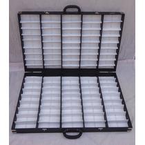 Expositor Organizador Maleta Caixa Estojo Porta 90 Óculos