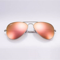 Óculos De Sol Aviador Ray Ban Feminino Degrade Promoção