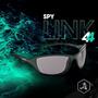 Óculos De Sol Spy - Original - Modelo Link 44 - Preto Escuro