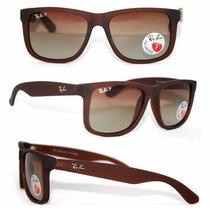 Óculos Ray Ban Rb4165 Justin Limited Edition Pronta Entrega