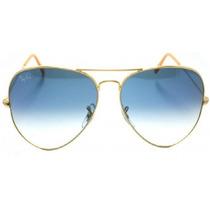 Ray Ban Azul Degrade Original - Óculos De Sol - Mercadolivre