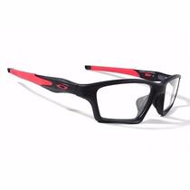 Armação Oculos De Grau Oakley Crosslink Frete Gratis