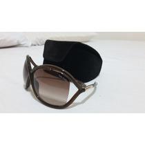 Óculos De Sol Tom Ford Autêntico - Raríssimo Lindo
