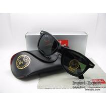 Óculos De Sol Rayban Wayfarer 2140 - Cristal + Frete Free