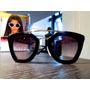 Oculos De Sol Prda Geometric - Pr09 - Frete Grátis