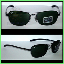 Óculos De Sol Rb 8302 , Grafite Lentes Escuras