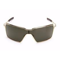 Óculos Probation Polarizado Dourado Ou Preto