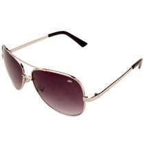 Óculos De Sol Sun John Monte Carlo Prata