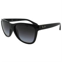 Óculos De Sol Masculino Ray Ban Lentes Degradê Azuladas