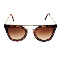 Óculos De Sol Tartaruga Mizar Acessórios